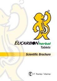 Scientific Brochure herbal - Trenka