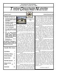 2008 - Trenton Donauschwaben Association