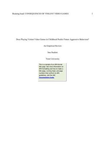 response to lit essay student sample sample essay trent university