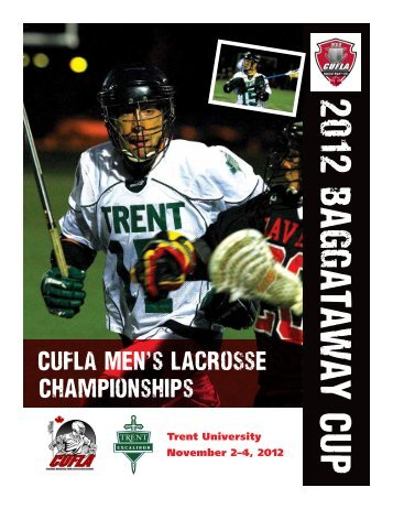 Trent University November 2–4, 2012