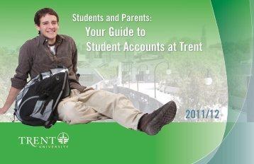 Students & Parents - Trent University