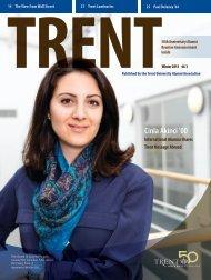 No. 1 - Trent University