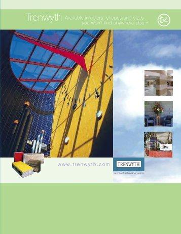 Download PDF file - Trenwyth Industries