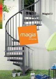 Montageanleitung Spindeltreppe Magia 50 - TreppenShop24