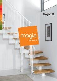 Montageanleitung Mittelholmtreppe Magia 90 ... - TreppenShop24