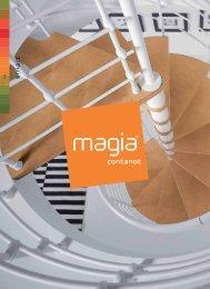 Katalog System- und Bausatztreppen Magia - TreppenShop24