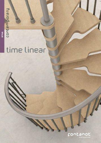 Montageanleitung Spindeltreppe Time Linear - TreppenShop24