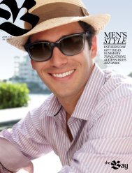 men's style - Canadian Writers Group