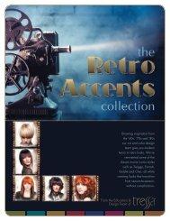 Retro Accents Collection - Tressa