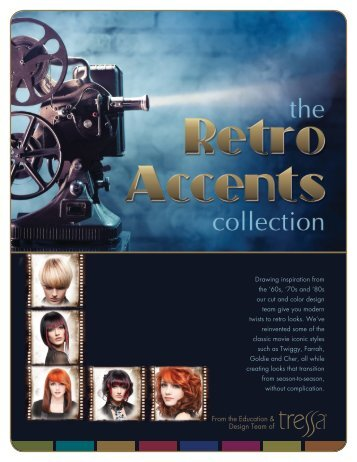 Retro Accents Collection - Tressa