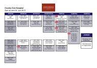 Kursplan Juni 2013