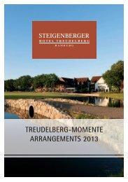 Treudelberg-Arrangements 2013 - Steigenberger Hotel Treudelberg ...