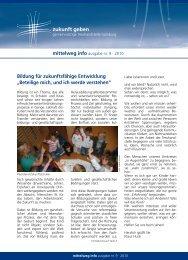 Ausgabe Nr. 9 - Gemeinnützige Treuhandstelle Hamburg e.V.