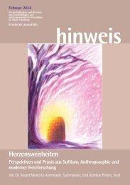 Ausgabe 02/2014 - Gemeinnützige Treuhandstelle Hamburg e.V.
