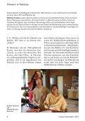 Pioniere in Pakistan - Gemeinnützige Treuhandstelle Hamburg e.V. - Seite 6