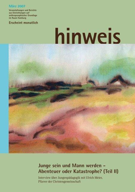 Ausgabe 03/2007 - Gemeinnützige Treuhandstelle Hamburg e.V.