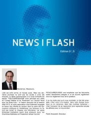 News|Flash - Edition 3-13