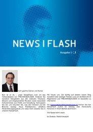News|Flash - Ausgabe 1-13 - Schweizerischer Treuhänder-Verband