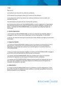 Règlement de déontologie - Page 2