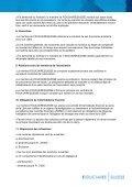 Règlement de déontologie - Page 4
