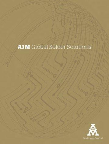 Microtronic AIM Solder