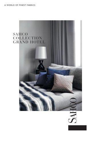 SAHCO Collection GRAND HOTEL - Trevira GmbH
