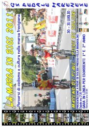 La Marca in Bici.pdf - Treviso MTB