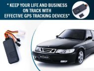 Trusted and reliable GPS tracking device manufacturers in China