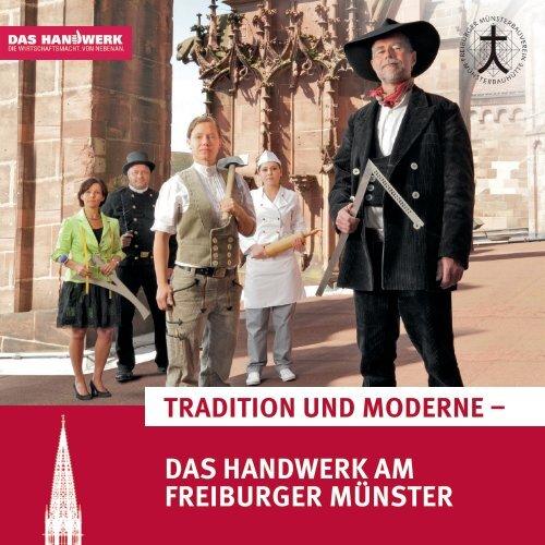 DAS HANDWERK AM FREIBURGER MÜNSTER