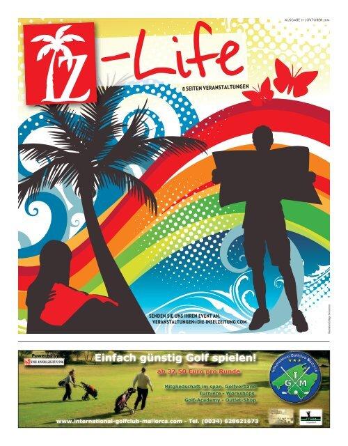 Die Inselzeitung Mallorca Oktober 2014