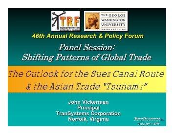 TEUs - Transportation Research Forum
