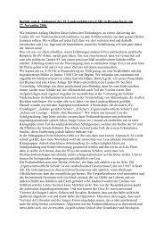Bericht vom 4. Aktionstag des 15. Landesschülerrats (LSR) in ...