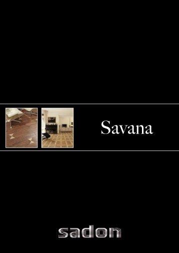 Savana - Trgocev