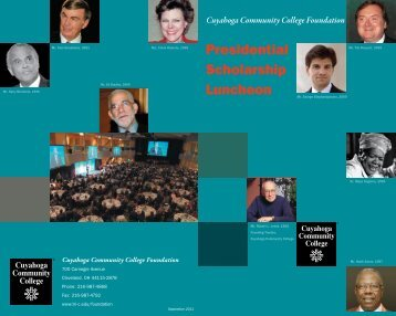 PSL Brochure.pdf - Cuyahoga Community College