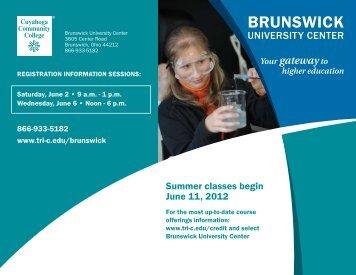 BrunswickBrochure_Summer2012 V.2.pdf - Cuyahoga Community ...