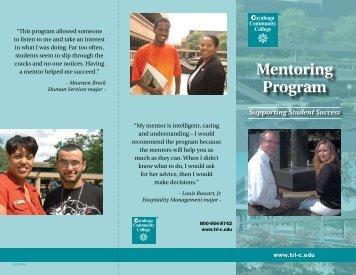 Mentor brochure.pdf - Cuyahoga Community College