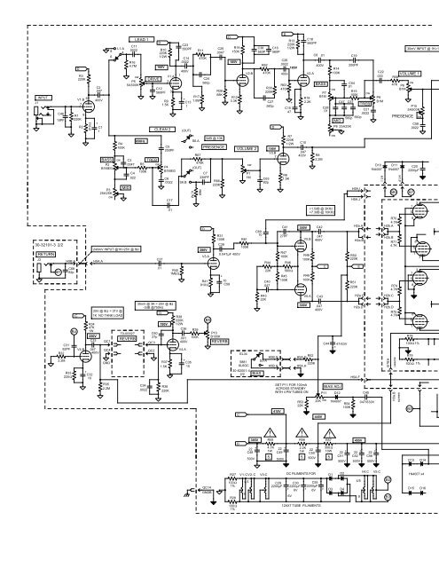 Carvin B Wiring Diagrams