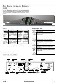 Operators manual for the 660 decoder - UEC Technologies - Page 5