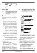 Operators manual for the 660 decoder - UEC Technologies - Page 7