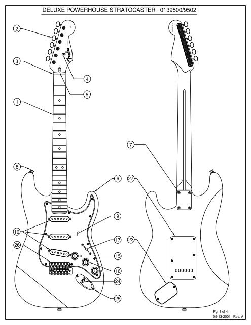 deluxe powerhouse stratocaster 0139500 9502 fender Fender 12 String Electric Guitar