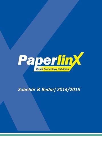 PPX Katalog Zubehör & Bedarf 2014/2015