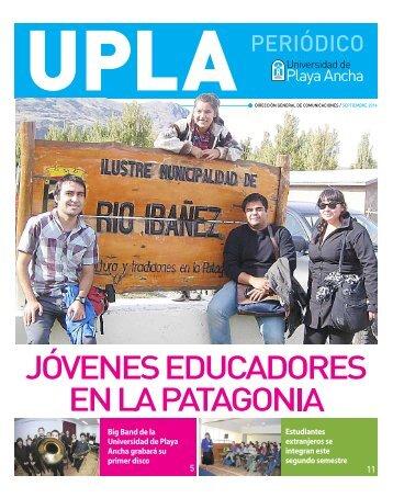 Universidad de Playa Ancha - Periódico - Septiembre de 2014