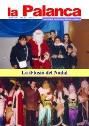 La il·lusió del Nadal - La Palanca