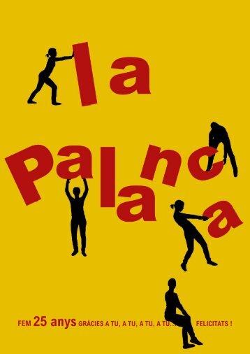 Fa 25 anys - La Palanca