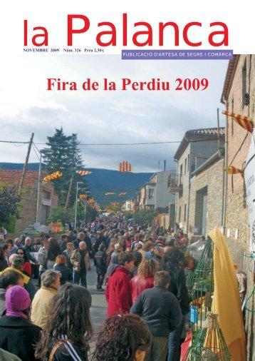 Fira de la Perdiu 2009 - La Palanca