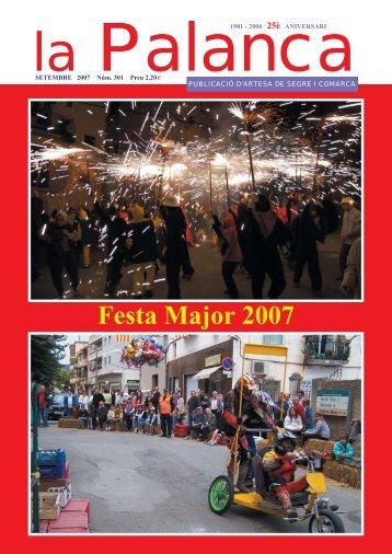 Festa Major 2007 - La Palanca