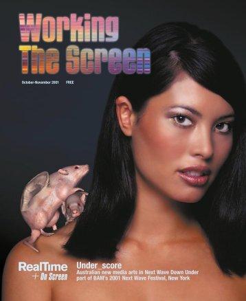 Download PDF of liftout - RealTime