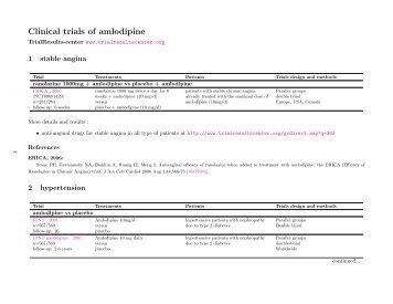 Tricyclic antidepressant - Wikipedia