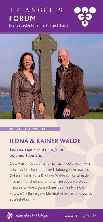 Ilona & RaIneR Wälde - Johanneskirche