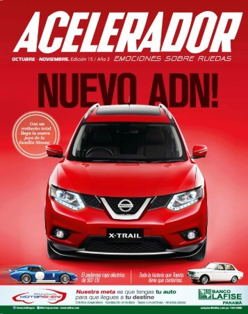 Revista Acelerador | Edición 15